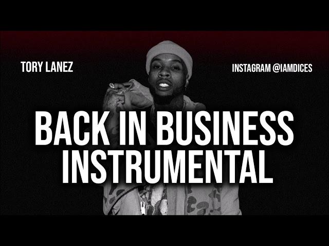 Tory Lanez – Back in Business (Instrumental) mp3 download