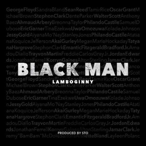 VIDEO: Lamboginny – Black Man mp3 download