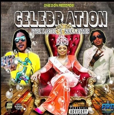 Vybz Kartel Ft. Sikka Rymes – Celebration mp3 download