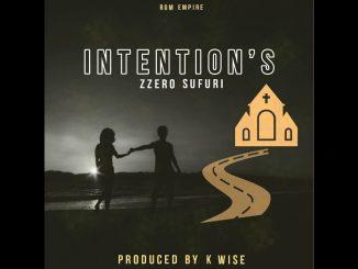 Zzero Sufuri – Intention's