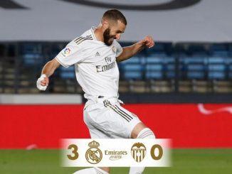 Real Madrid vs Valencia 3-0 – Highlights