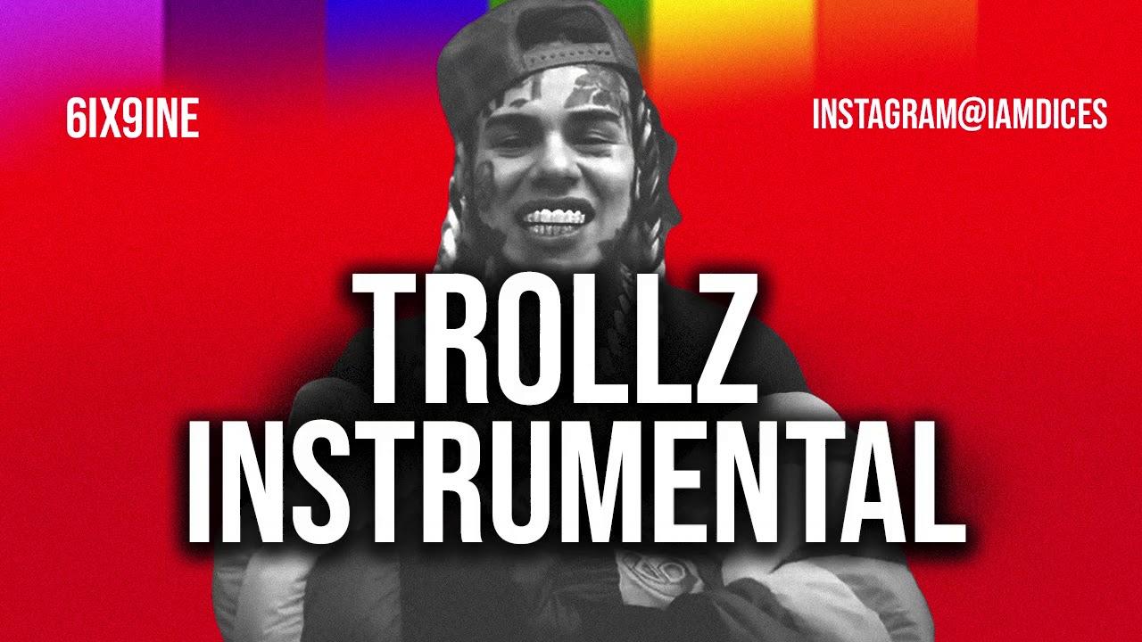 6ix9ine – Trollz Ft. Nicki Minaj (Instrumental) download