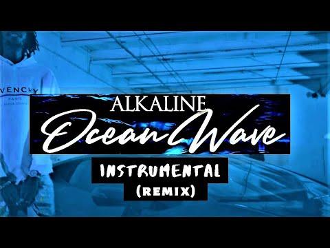 Alkaline – Ocean Wave (Instrumental) mp3 download