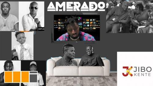Amerado – Yeete Nsem (Episode 8) Ft. AY Poyoo, Gyan mp3 download