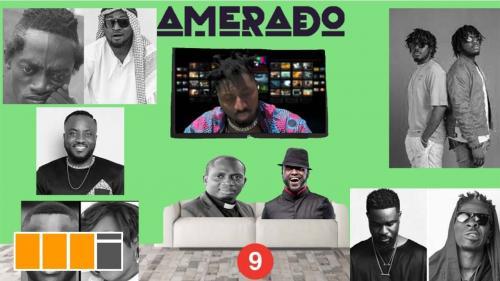 Amerado – Yeete Nsem Ft. Lilwin, Sarkodie, Shatta Wale mp3 download