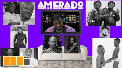 Amerado – Yeete Nsem Ft. Wendy Shay, DopeNation, Kuami Eugene mp3 download