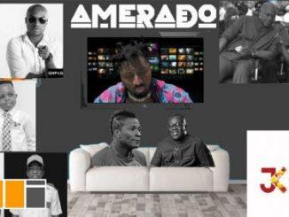 Amerado – Yeete Nsem (Episode 8) Ft. AY Poyoo, Gyan