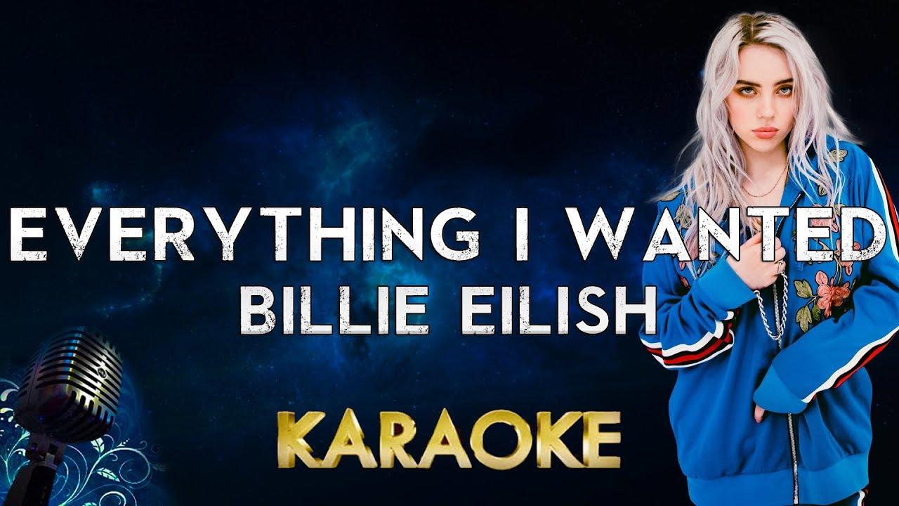 Billie Eilish – Everything I Wanted Instrumental mp3 download