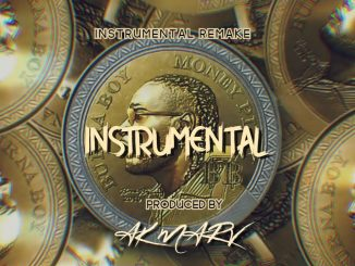 Burna Boy – Money Play (Instrumental) mp3 download