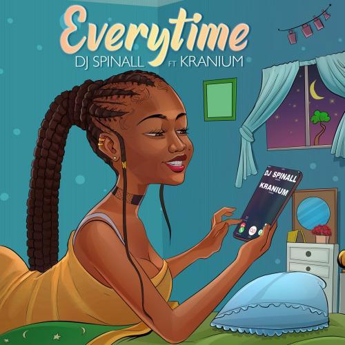 DJ Spinall – Everytime Ft. Kranium mp3 download