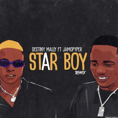 Destiny Mally Ft. JamoPyper – Star Boy (Remix) mp3 download