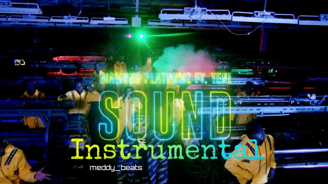 Diamond Platnumz – Sound Instrumental Ft. Teni download