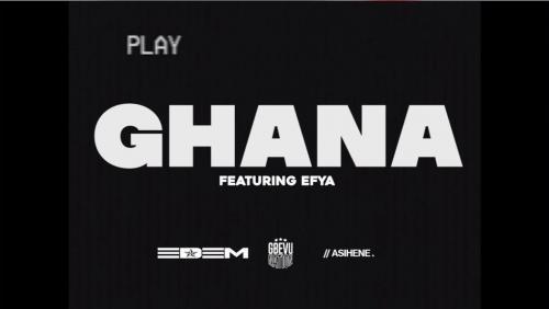 Edem – In Ghana Ft. Efya mp3 download