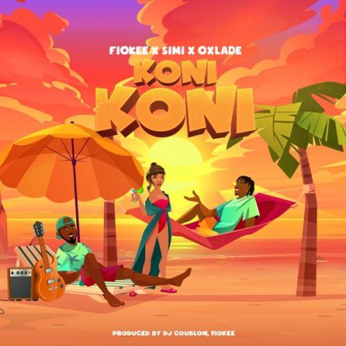 Fiokee – Koni Koni Ft. Simi, Oxlade mp3 download