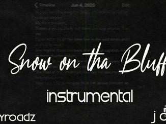 J. Cole – Snow On Tha Bluff (Instrumental) mp3 download