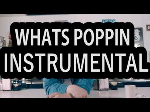 Jack Harlow – Whats Poppin (Instrumental) mp3 download