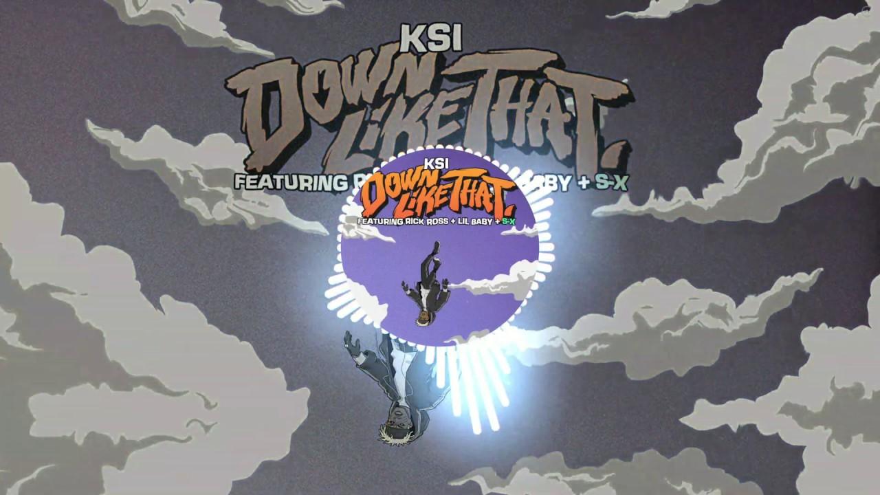 KSI – Down Like That Instrumental Ft. Lil Baby & Rick Ross download