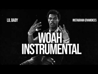 Lil Baby – Woah Instrumental mp3 download