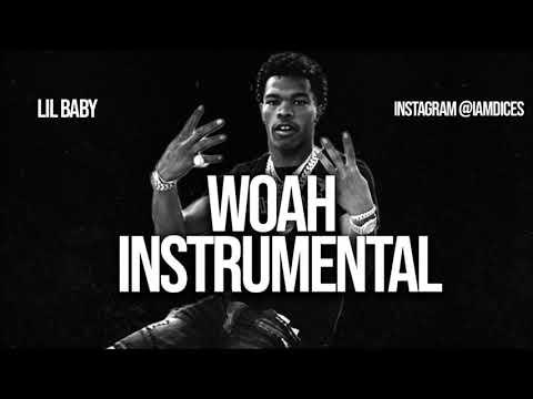 Lil Baby – Woah Instrumental mp3 download