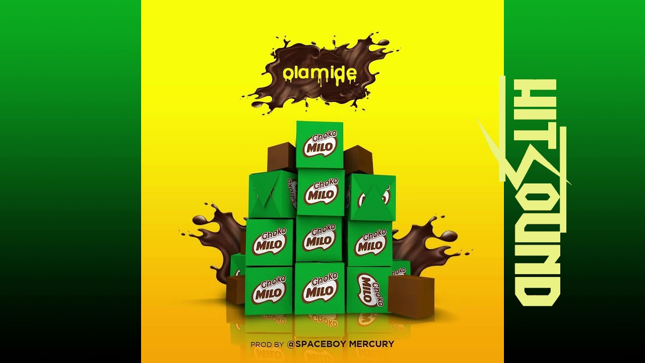 Olamide – Choko Milo (Instrumental) mp3 download