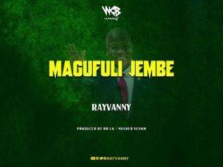 Rayvanny – Magufuli Jembe