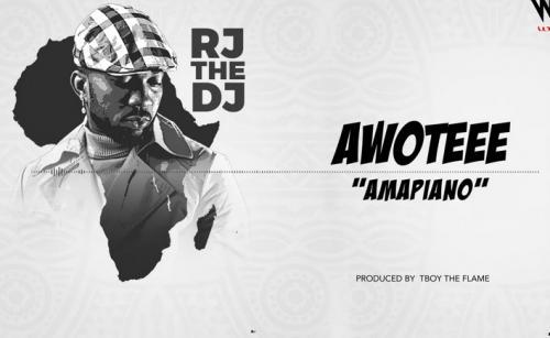 Rj The Dj – AWOTEEE (Amapiano) mp3 download