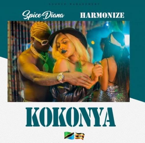 Spice Diana Ft. Harmonize – Kokonya mp3 download