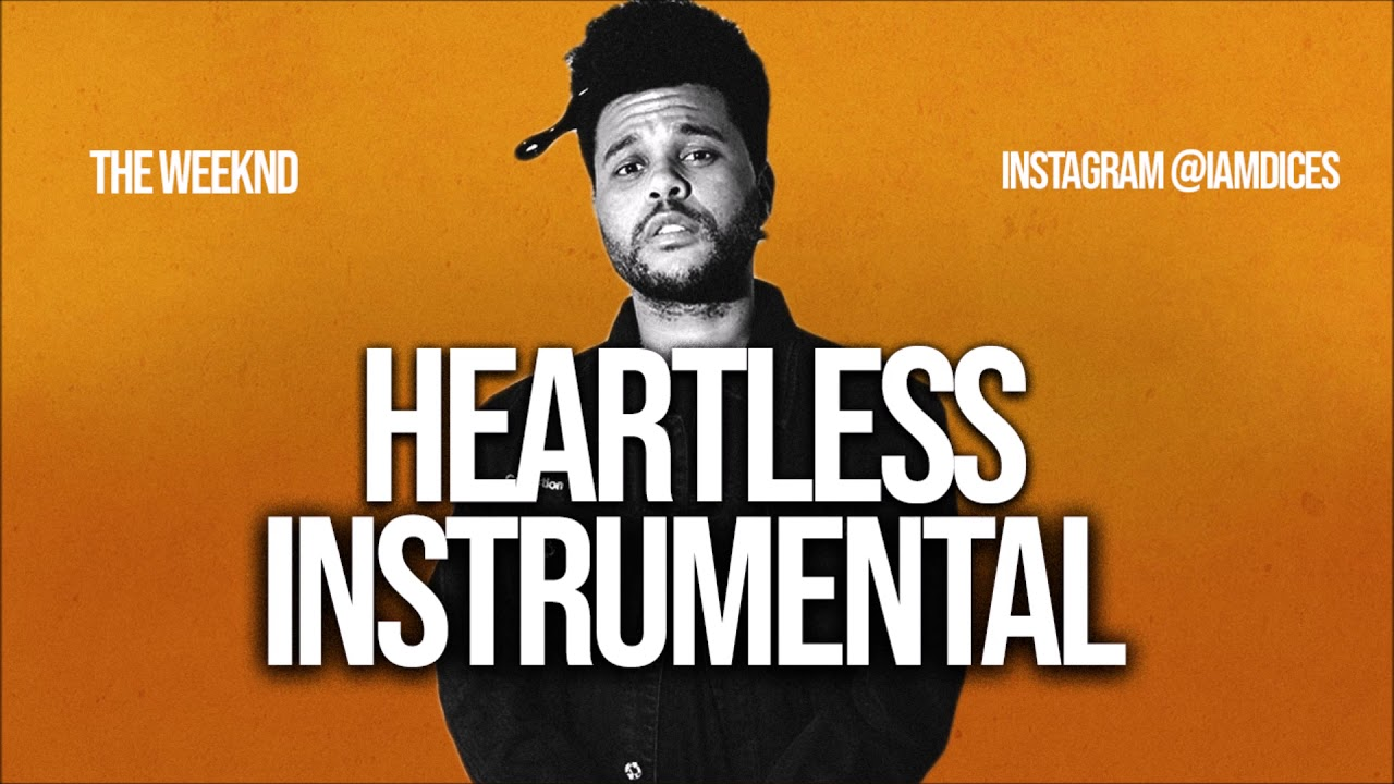 The Weeknd – Heartless (Instrumental) mp3 download