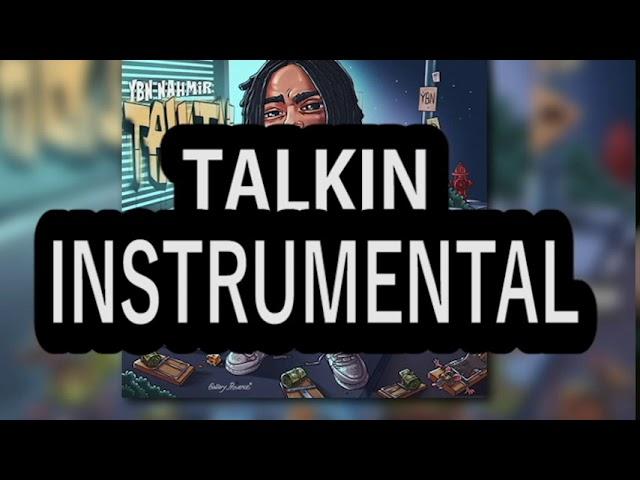 YBN Nahmir – Talkin (Instrumental) mp3 download