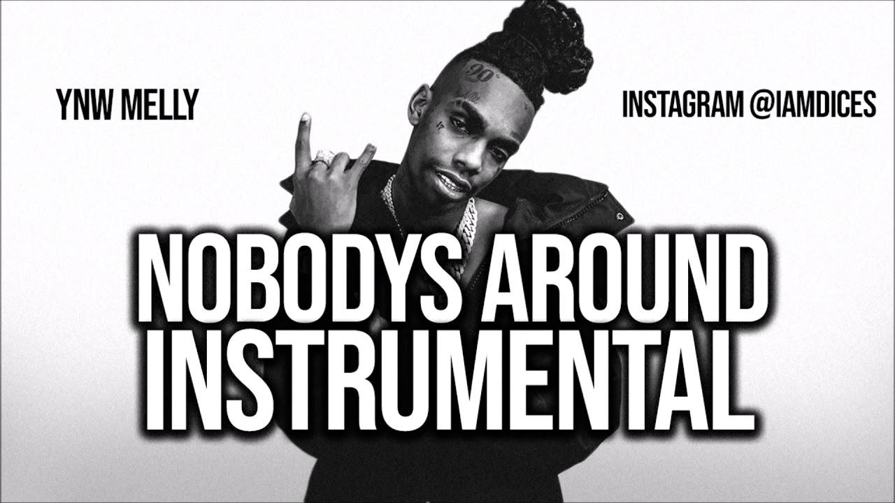 YNW Melly – Nobody's Around (Instrumental) mp3 download