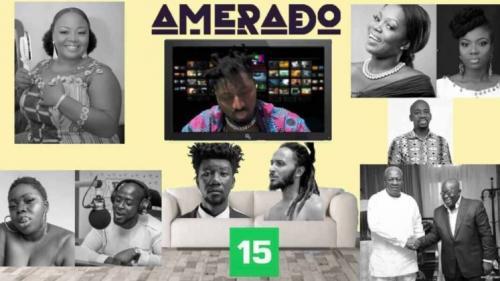 Amerado – Yeete Nsem (Episode 15) mp3 download