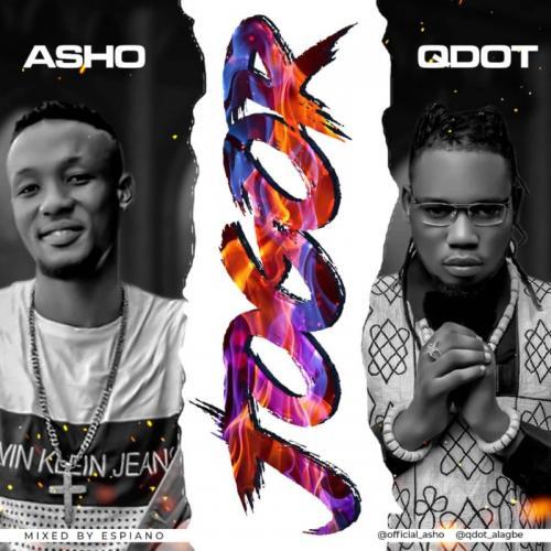 Asho – Jogor Ft. Qdot mp3 download