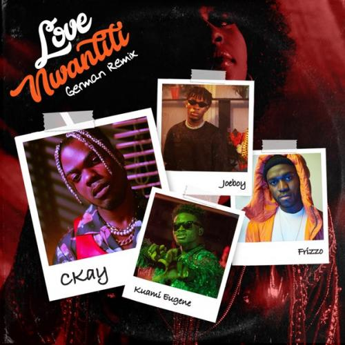 CKay Ft. Frizzo – Love Nwantiti (German Remix) mp3 download