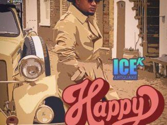 Ice K Artquake – Happy (Audio + Video)