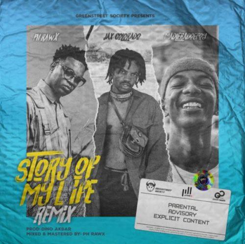 Jax Colorado – Story of My Life Ft. Ph Raw X, Maglera Doe Boy mp3 download