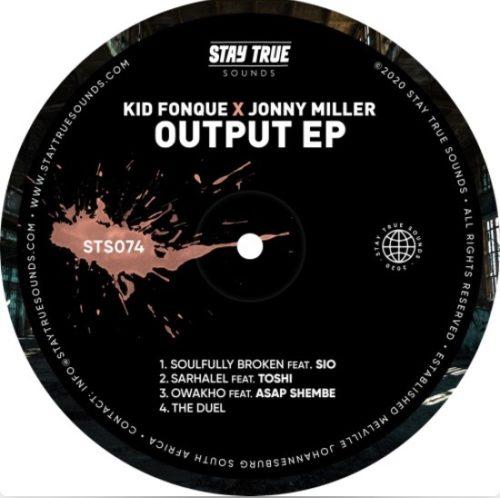 Kid Fonque & Jonny Miller – Sarhalel Ft. Toshi mp3 download