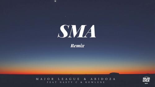 Major League Djz x Abidoza Ft. Nasty C – SMA (Amapiano Remix) mp3 download