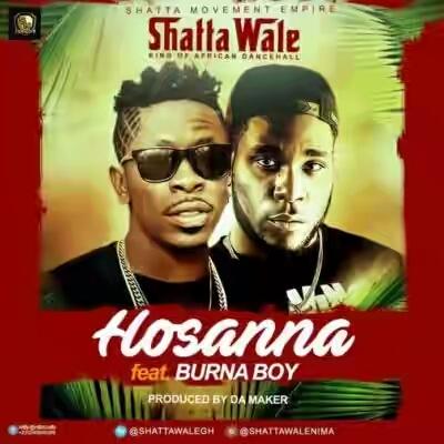 Shatta Wale – Hosanna Ft. Burna Boy mp3 download