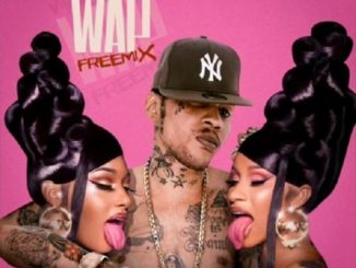 Vybz Kartel – Wap (Freestyle) Ft. Cardi B & Megan Thee Stallion