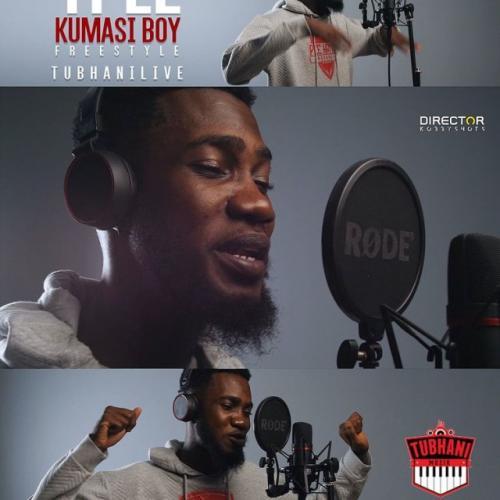 Ypee – Kumasi Boy (Freestyle) mp3 download