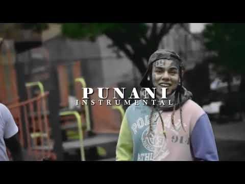 6IX9INE- PUNANI (Instrumental) mp3 download