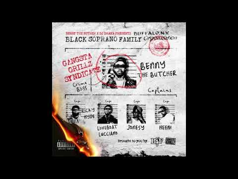 Benny the Butcher – Grams in the Water (Instrumental) mp3 download