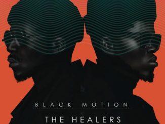 Black Motion - LaSalsa Ft. Simmy