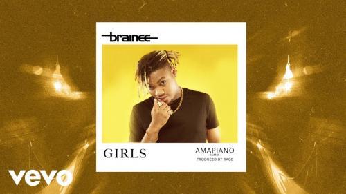 Brainee - Girls (Amapiano Remix) mp3 download
