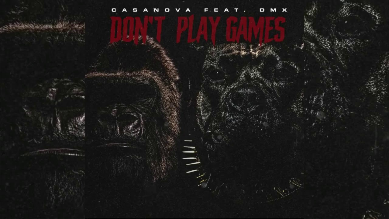 Casanova & DMX – Dont Play Games (Instrumental) mp3 download