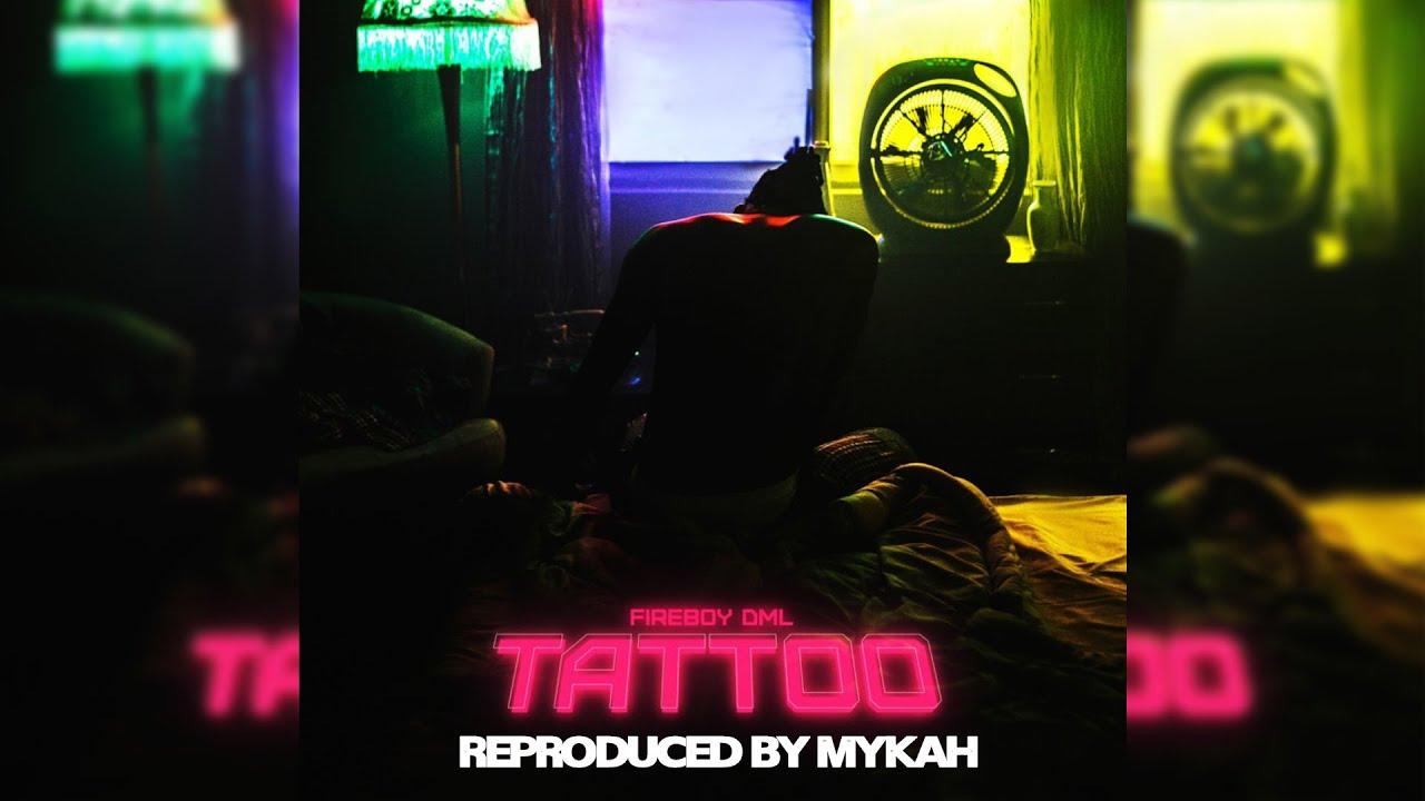 FIREBOY – Tattoo (Instrumental) mp3 download