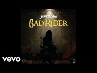 Jahvillani - Bad Rider   NaijaRemix