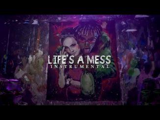 Juice WRLD – Life's A Mess Instrumental Ft. Halsey download