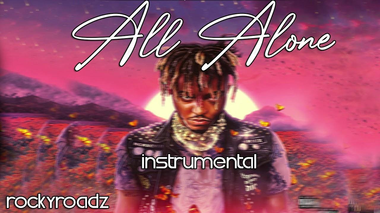 Juice Wrld – All Alone (Instrumental) mp3 download
