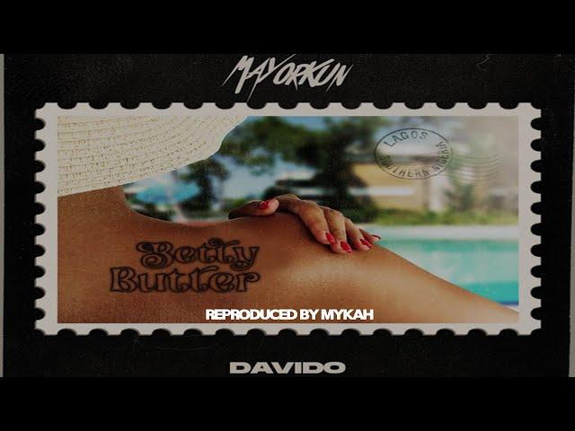 Mayorkun Ft. Davido – Betty Butter (Instrumental) download
